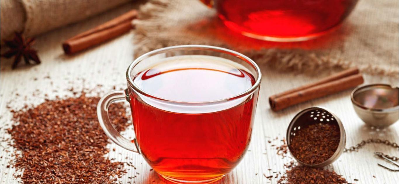 Κόκκινο τσάι rooibos: 7 εκπληκτικά οφέλη του για την υγεία μας