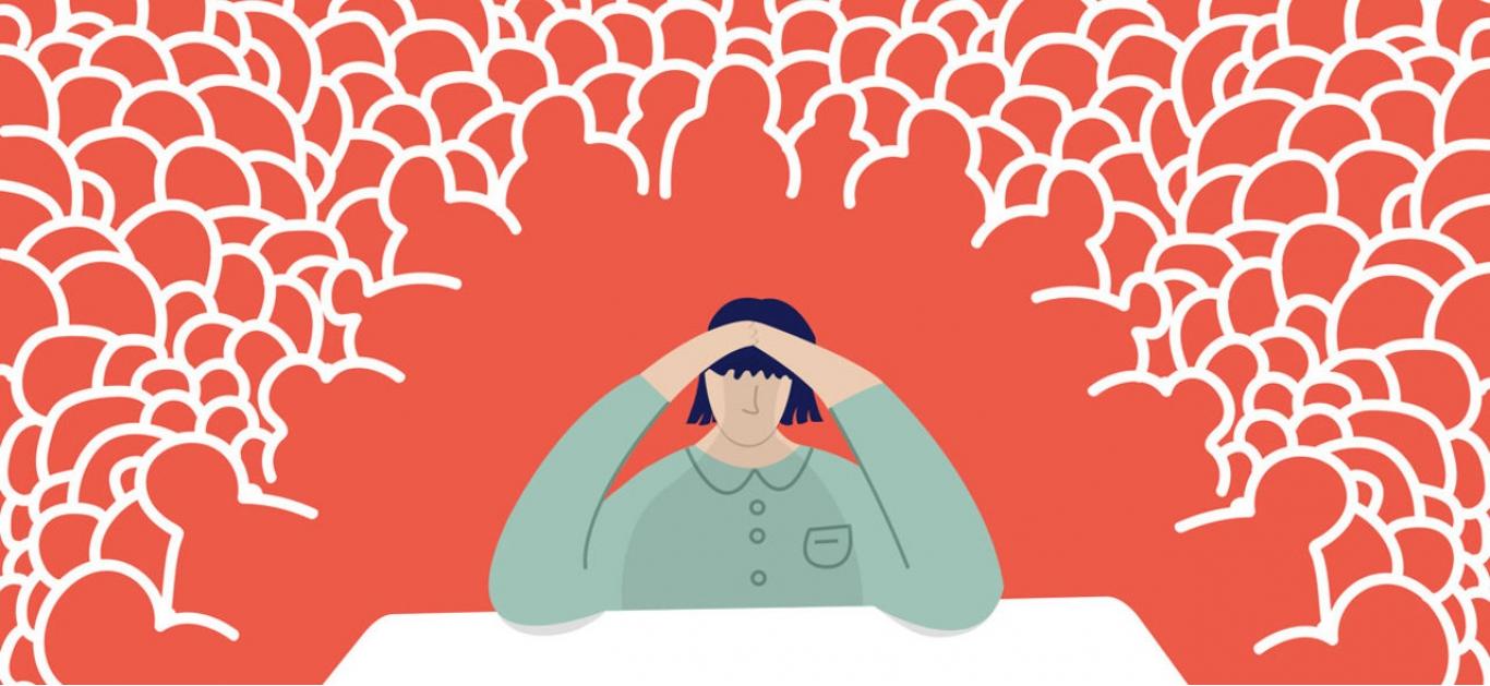 5 τρόποι για να νικήσετε το άγχος χωρίς φάρμακα