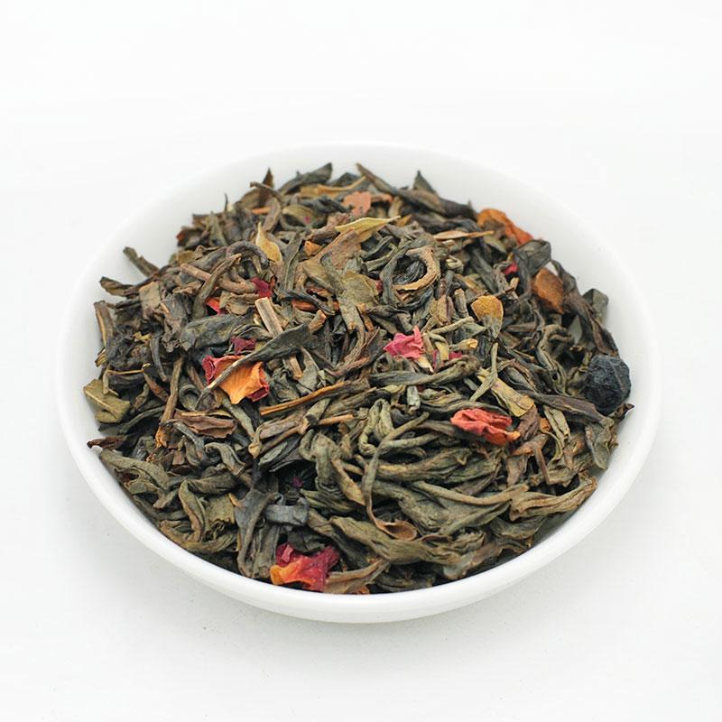 ΑΓΡΙΟΚΕΡΑΣΟ & ΚΑΝΕΛΑ, πράσινο τσάι Κίνας
