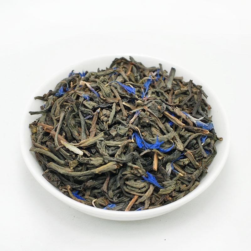 EARL GREY (ΠΕΡΓΑΜΟΝΤΟ), πράσινο τσάι Κίνας