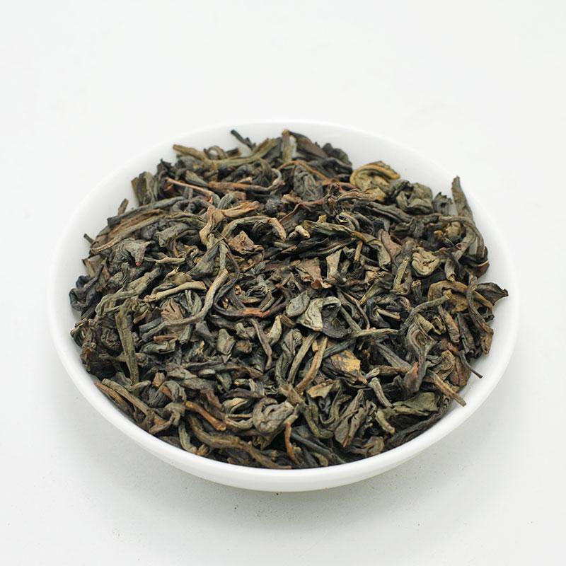 ΦΡΟΥΤΑ ΤΟΥ ΔΑΣΟΥΣ, πράσινο τσάι Κίνας