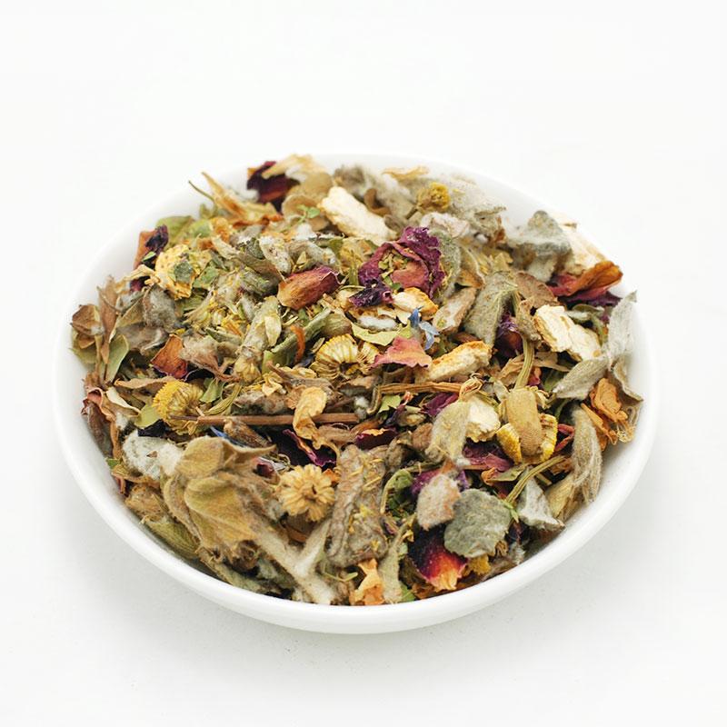 ΓΟΗΤΕΙΑ, βοτανικό τσάι χαλαρωτικό