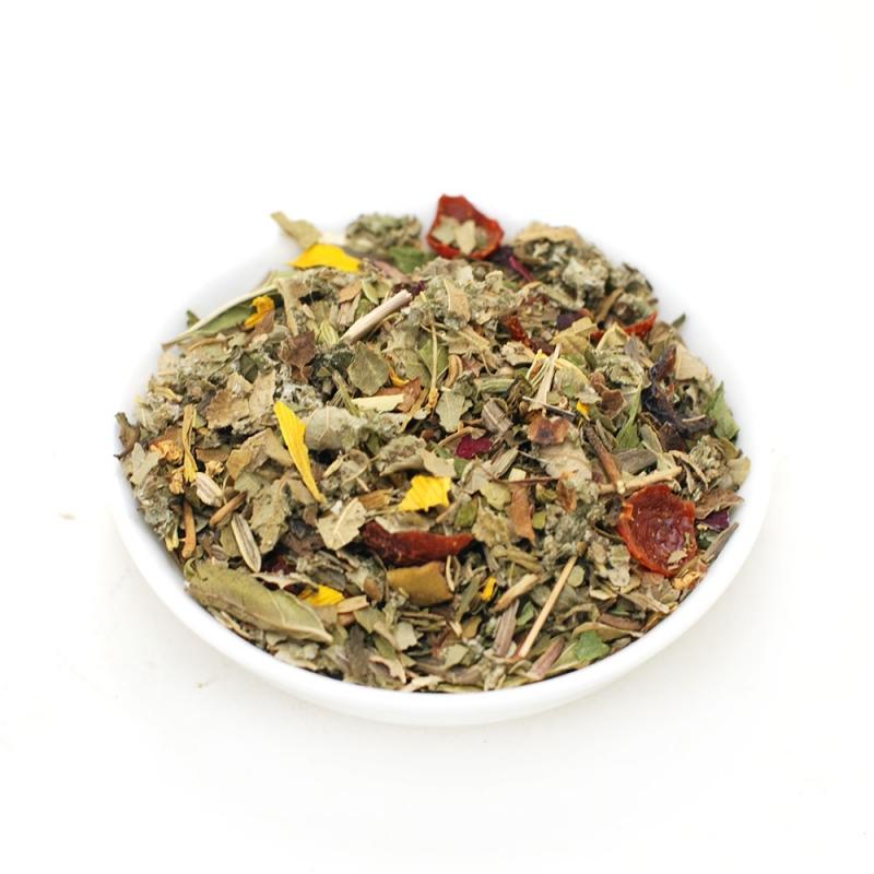 HERBALICIUS, βοτανικό τσάι τόνωσης & πνευματικής ευεξίας!
