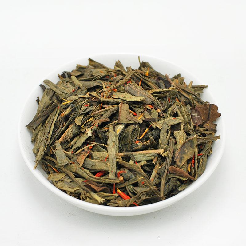 ΚΡΟΚΟΣ, πράσινο & άσπρο (Mao Feng) Τσάι Κίνας