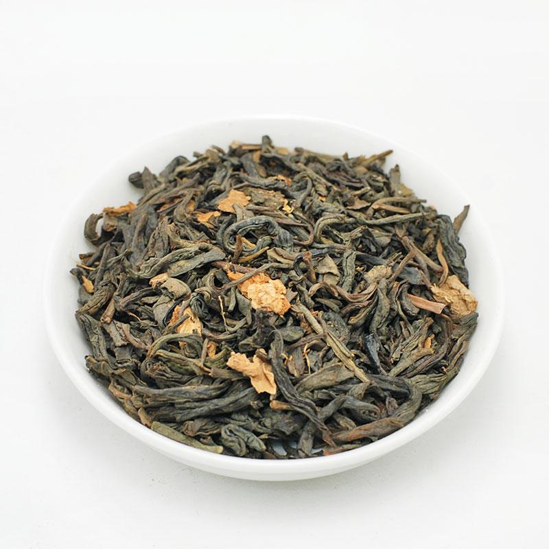ΛΑΙΜ - ΤΖΙΝΤΖΕΡ, πράσινο τσάι Κίνας