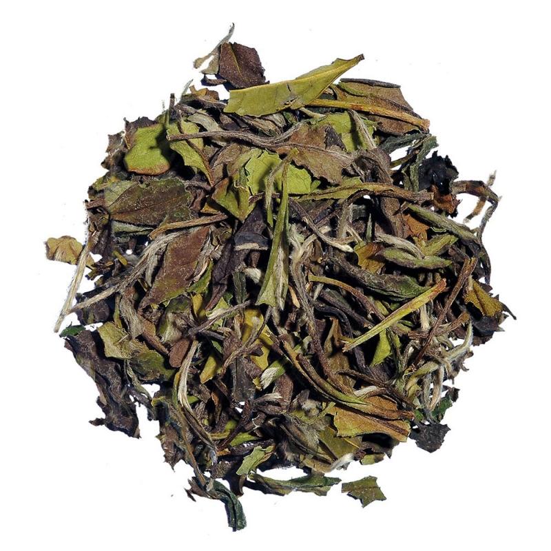 PAI MU TAN SPECIAL,  Λευκό τσάι  Κίνας