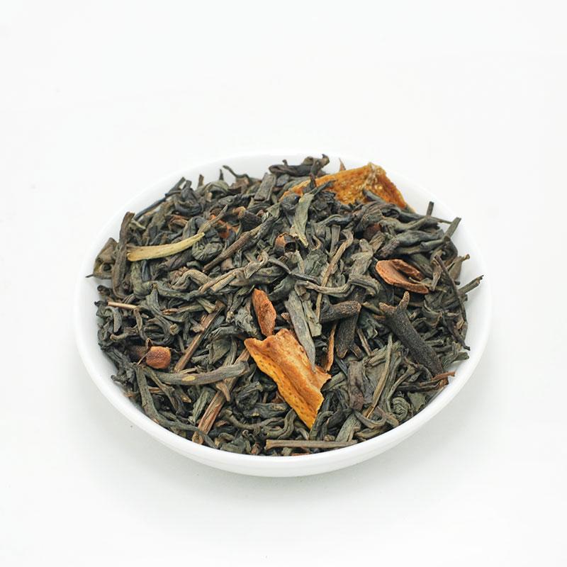 ΛΙΜΟΝΤΣΕΛΛΟ, πράσινο τσάι Κίνας με λεμόνι & μπαχαρικά