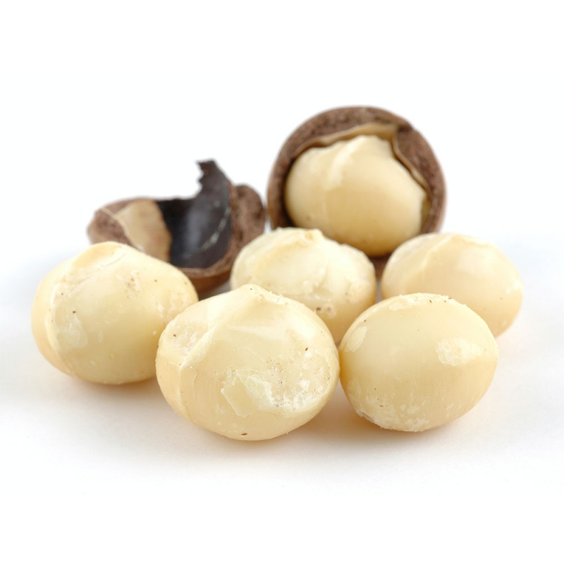 ΜΑΚΑΝΤΕΜΙΑ (MACADAMIA NUTS) ΩΜΑ - ομορφαίνουν δεν παχαίνουν!