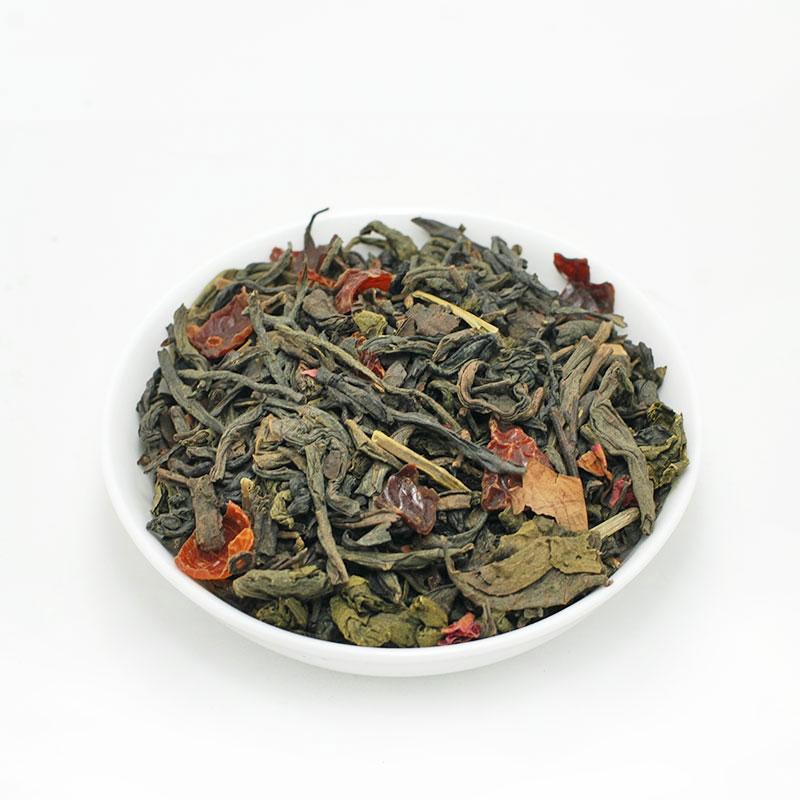 ΜΑΣΤΙΧΑ - ΤΡΙΑΝΤΑΦΥΛΛΟ, πράσινο τσάι Κίνας