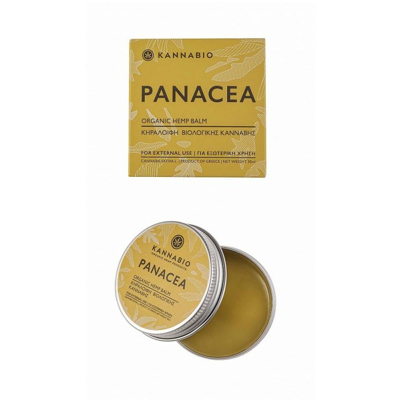 ΚΗΡΑΛΟΙΦΗ ΚΑΝΝΑΒΗΣ PANACEA 30ml - γενικής χρήσης