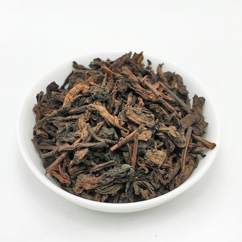 PU ERH Yunnan, Oolong τσάι Κίνας