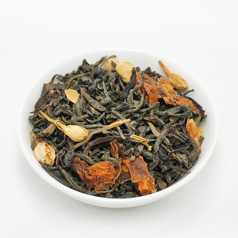ΡΟΔΑΚΙΝΟ - ΓΙΑΣΕΜΙ, πράσινο τσάι Κίνας