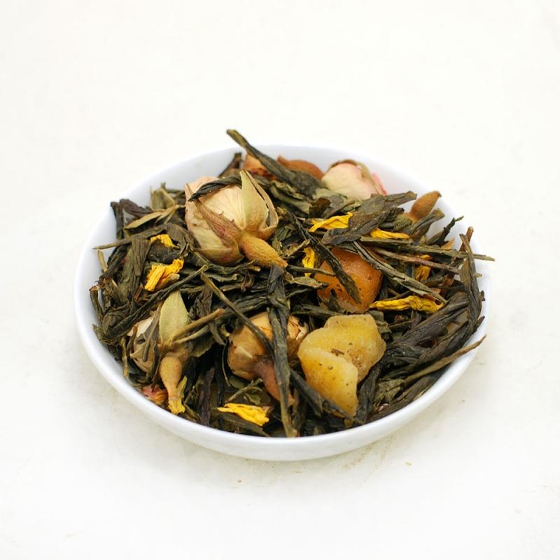 ΒΑΤΟΜΟΥΡΟ ΡΟΔΙ SENCHA πράσινο τσάι Κίνας