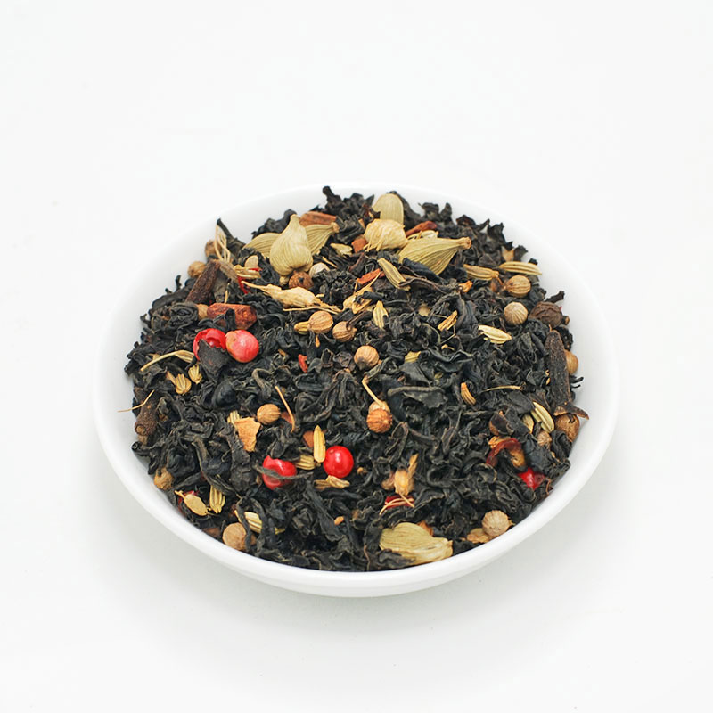 SPICY - ΜΠΑΧΑΡΙΚΑ, μαύρο τσάι Κεϋλάνης