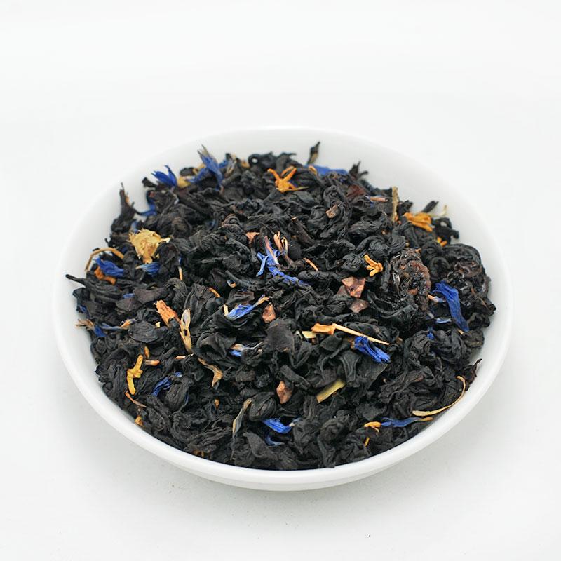 ΧΩΡΙΣ ΕΝΟΧΕΣ με σοκολάτα & κεράσι, μαύρο τσάι Ινδίας